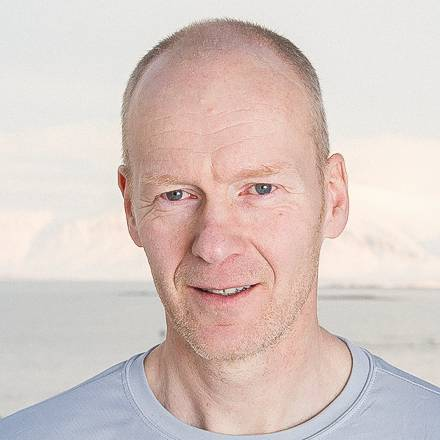 Geir Gunnarsson - Developer