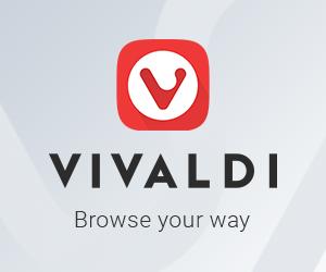 Download Vivaldi Web Browser Today!