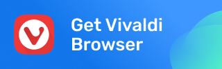 Download Vivaldi Today!