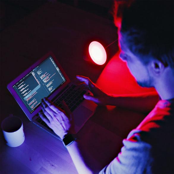 Vivaldi 开发者在适配飞利浦 Hue 照明系统