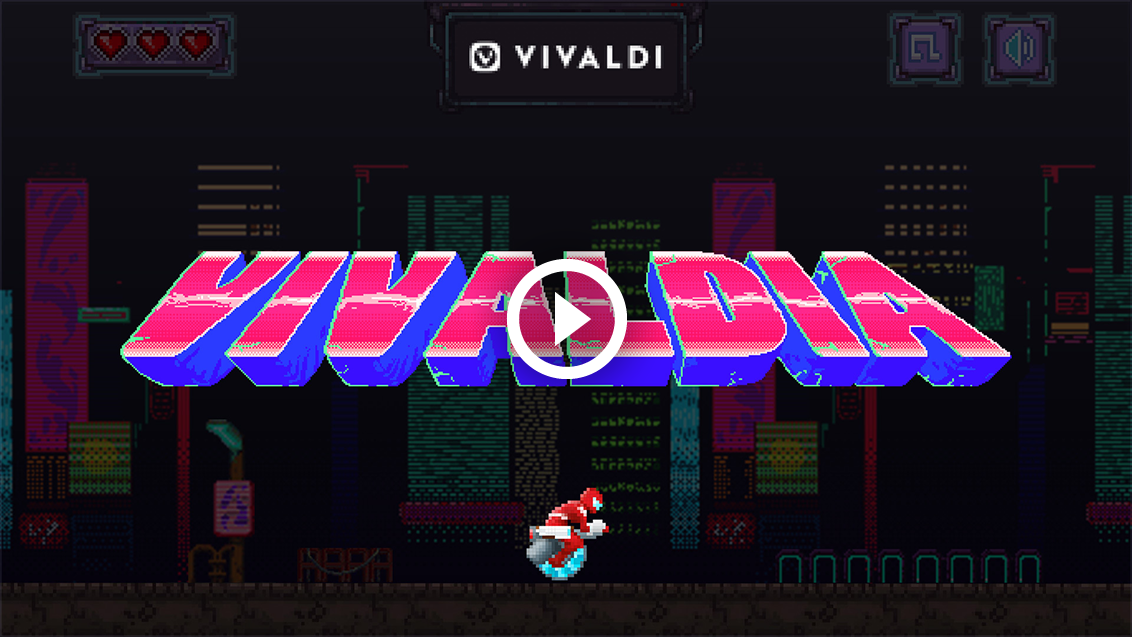 Vivaldia game video