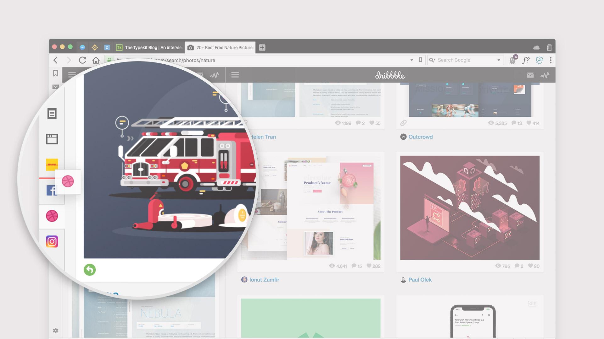 Movable Web Panels | Snapshot | Vivaldi Browser