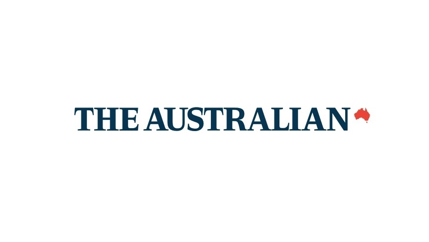 Logo of The Australian newspaper