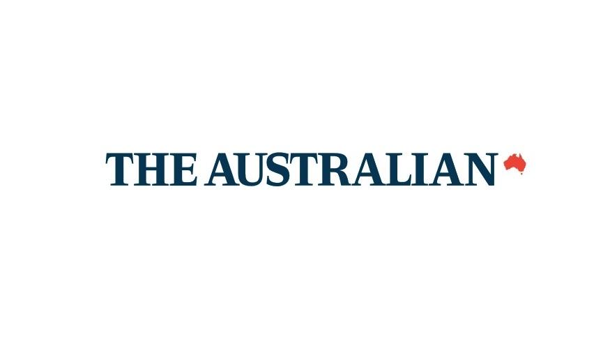 Logo of The Australian newspaper