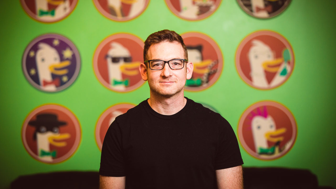 Gabriel Weinberg, CEO and founder of DuckDuckGo