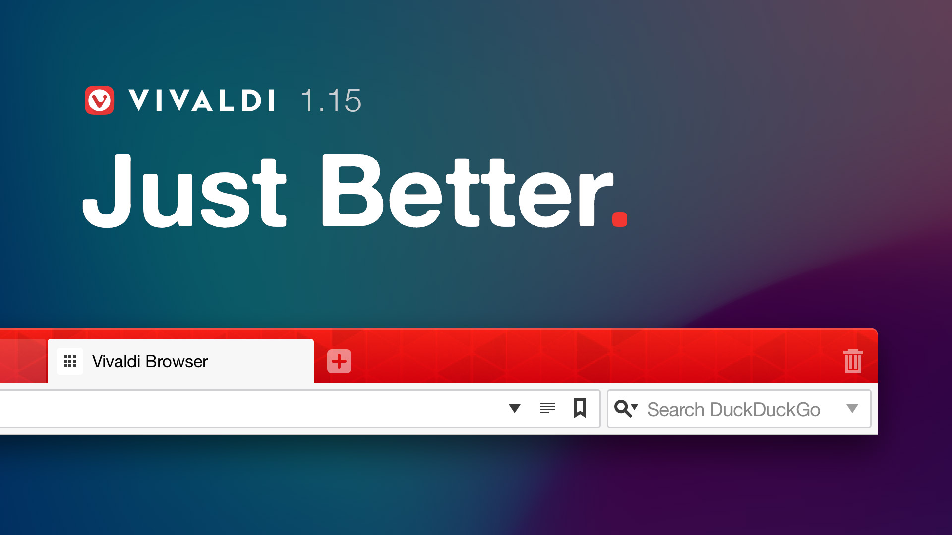 Vivaldi 1.15 – Just better.