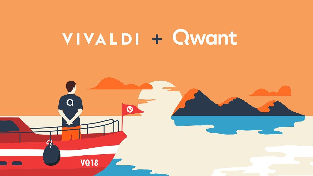 Vivaldi and Qwant
