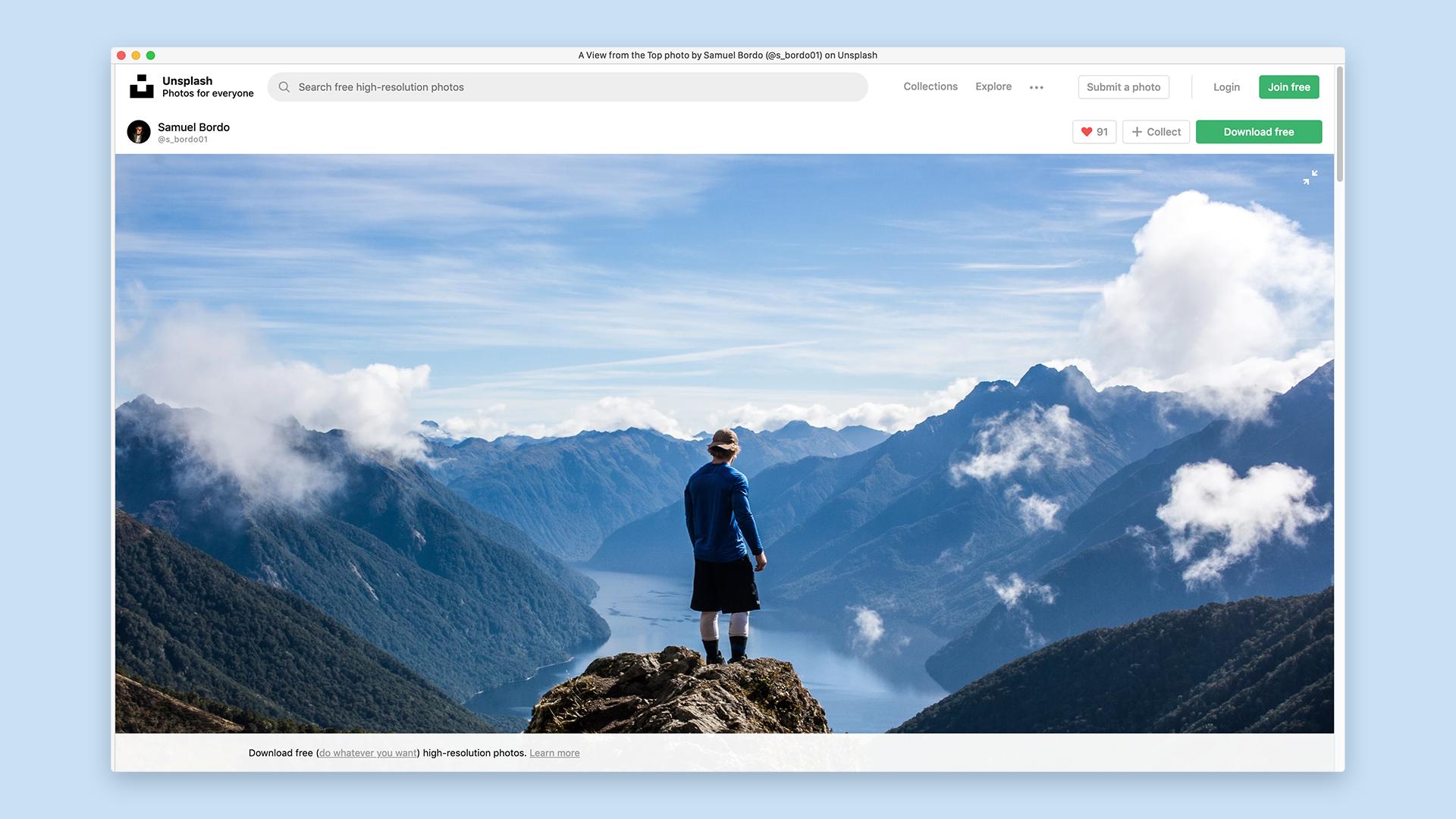 A minimalist Vivaldi browser interface