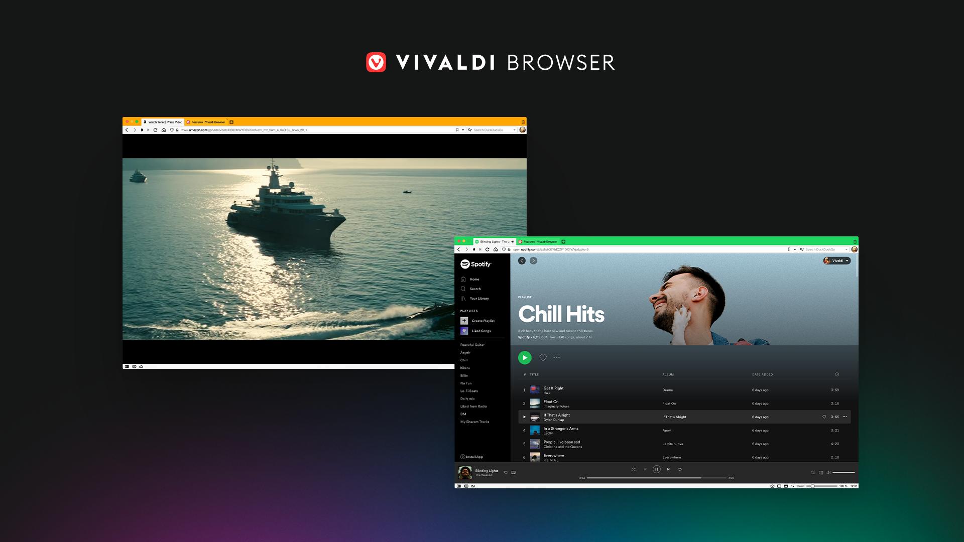 Vivaldi 3.5 chega com melhorias para abas e compartilhamento de URL por QR
