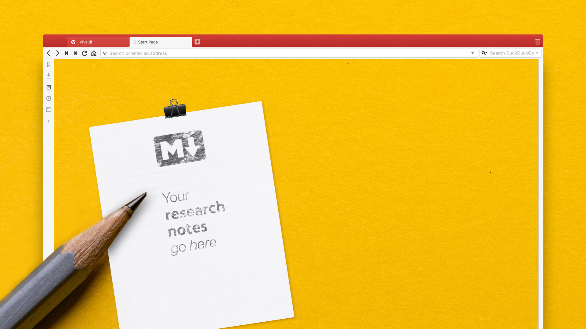 What is Markdown and why should you care | Vivaldi Browser