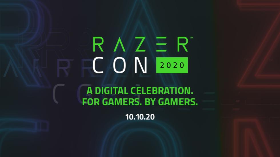 RazerCon2020 poster.