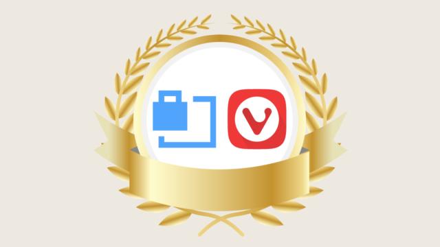 ThinkPrivacy and Vivaldi logos.