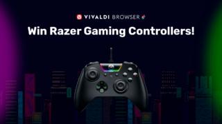 Vivaldi browser Vivaldia giveaway