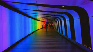 King's Cross Tunnel, London, United Kingdom