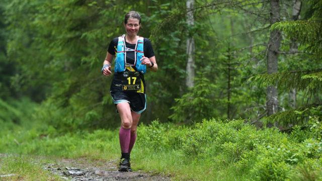 Karianne Ekern running