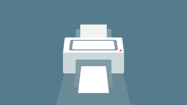Printing web pages without the clutter