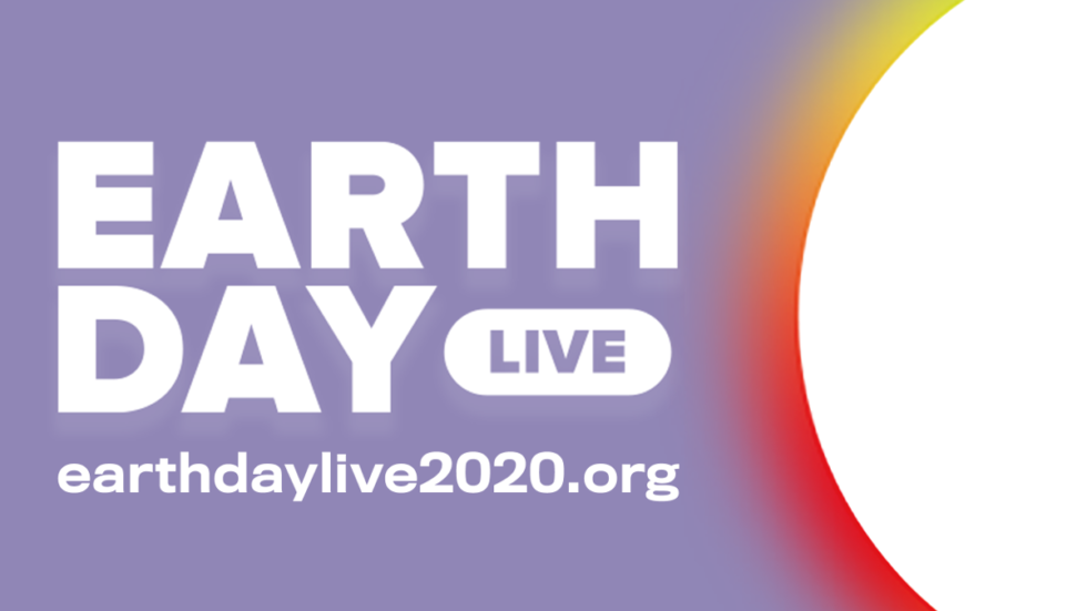 Earth Day Live poster