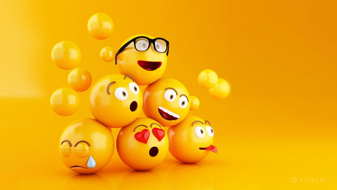 Emoji – the global pop stars of digital communication